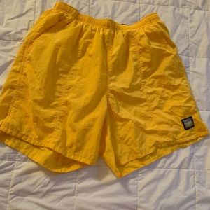 Vintage Speedo swim shorts